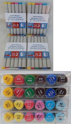 32 Best markers and stuff images | Alcohol markers, Color ...