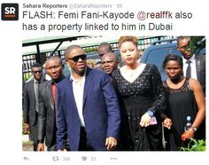 Welcome To Chitoo's Diary.: Femi Fani-Kayode, Patience Jonathan, Others Reveal...