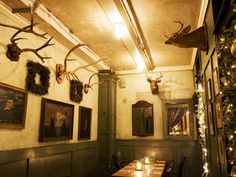 Coziest restaurants and bars in NYC: Freemans in LES