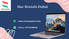 Mac Rentals in Dubai at VRS Technologies LLC. We provide Same Day Delivery. Daily, Weekly, and Monthly Apple MacBook Hire and Rentals for Business, Meetings, Trade Show, and Seminars. Call us at 055-5182748. #Dubai #UAE #Mac #MacBook #MacBookRentals #MacBookRentalsDubai #MacRentals #MacRentalsDubai #MacBookRental #MacBookRentalDubai #MacBookPro #MacBookProRental #HireMacBookDubai #VRSTechnologies #VRSComputers #leasemacbookpro #LeaseMacBookDubai Mac Mini, Retina Display, Dubai Uae, Macbook Pro, Delivery, Apple, Technology, Business, Tecnologia