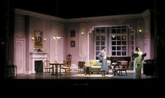 Cat On A Hot Tin Roof Broadway Scenic Design By Ray