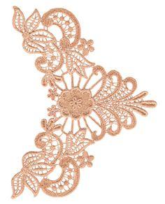 Multi Pattern Free Standing Lace FSL Machine Embroidery Design