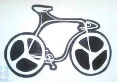 Tonet concept bike, Andy Martin Studio 2012