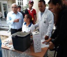 Centros de vacunación estarán abiertos este Jueves Santo por difteria