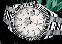 Rolex Datejust II, i just died a little when i saw the price haha..