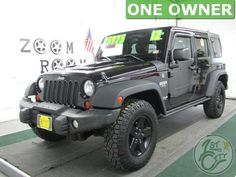 2012 Jeep Wrangler Unlimited Call of Duty Edition. of 1 Owner. Find it at First City Cars and Trucks in Gonic, NH. 2012 Jeep Wrangler, Jeep Wrangler Unlimited, Used Suv For Sale, City Car, Jeep Truck, Call Of Duty, Jeeps, Granite, Trucks