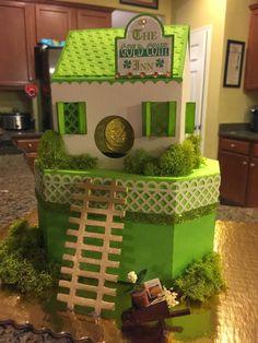 #svgcuts St. Patrick's Day Leprechaun Trap