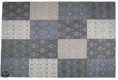 bol.com   Vloerkleed Amor 170x230 - Jeans blauw   Wonen