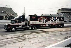 Volvo, NASCAR, Goodwrench, Transporter, Hauler