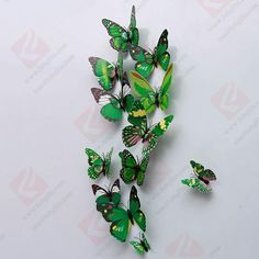 Wenzhou FOB Craft Gift Co. Craft Gifts, Home Goods, Household, Butterfly, 3d, Stickers, Kitchen Dining, Crafts, Color