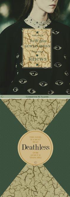 Deathless by Catherynne M. Valente