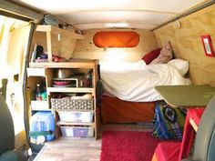 Image result for chevy astro camper conversion