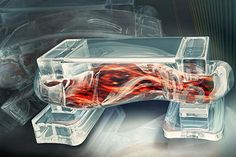 Los robots del futuro tendrán músculos artificiales - lanacion.com