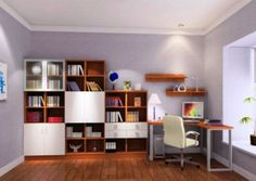 Cozy Study Room Decorating