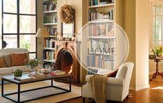 Χριστουγεννιάτικες Ιδέες - Κατασκευές από Κορμούς - Κλαδιά Ginger Bread House Diy, Paper Mache, House Tours, Bookcase, Sweet Home, Shelves, Christmas, Home Decor, Houses