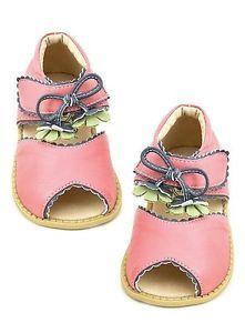 NIB-LIVIE-LUCA-Shoes-Sandals-Merry-Bell-Guava-Pink-5-6