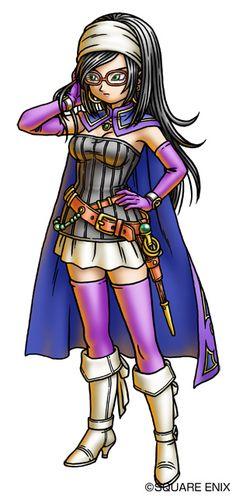 ルナナ。ドラクエ10のキャラクターまとめ                                                                                                                                                                                 もっと見る