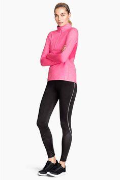 Leggings invernali da running   H&M