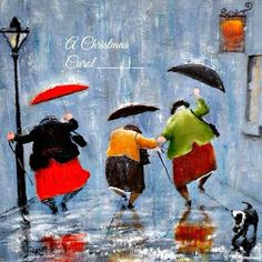 63 trendy girl dancing in the rain art rainy days Art And Illustration, Dancing In The Rain, Girl Dancing, Figure Painting, Diy Painting, Drawing Rain, Happy Merry Christmas, Christmas 2019, Rain Art