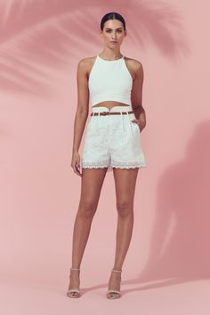 Shop the amazing Matea Designs PELE SHORTS White online now, get FREE shipping on all orders over $100 in Australia. Pay via AfterPay & ZipPay. We ship WORLDWIDE! #weshipworldwide #fashion #onlinestore #zippay #shopnow #celebstyle #polipay #onehoney #onlineboutique #onehoneyboutique #ootd #afterpay #clothingboutique #style #getthelookforless  https://goo.gl/htX8oy