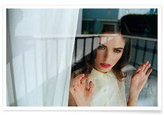 Jessica - Aysha Banos - Premium Poster