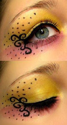 DIY Halloween Makeup : Fairy Make-up