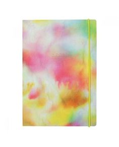 Lilly & Thorn Watercolour B5 Journal - Notebooks - Stationery