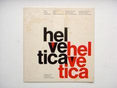 Helvetica specimen booklet