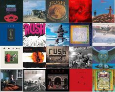 RUSH: Interactive look at band's 20 studio albums | Toronto Star
