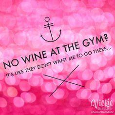 #meme #gym #wine