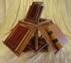 Thomas Jefferson's Revolving Bookcase