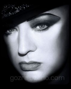 """The ultimate goal is to be more satisfied. I really don't believe you get wiser because you get older. It's a choice, perhaps not to take some things so seriously."" -Boy George"