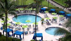 Pool at Makena Beach and Golf Resort (formerly Maui Prince Hotel) Maui from Jon's Maui Info www.mauihawaii.org