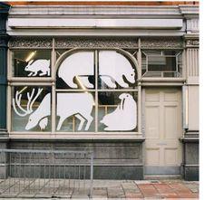 Dental Clinic Window Decals Window Graphic Decals