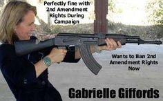 Mark Kelly's Stunt' Provokes Gabby Giffords Gun Photos Leak Mark Kelly, Kelly S, Political Memes, Political Views, Politics, Assault Weapon, Assault Rifle, Gun Rights, Gun Control