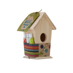 Diseña tu propia Casa para Pájaros Seedling Naturaleza - 10DYBDH