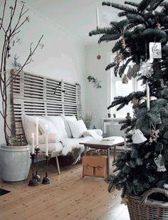Новогодний интерьер: уютная квартира на севере Копенгагена | Sweet home