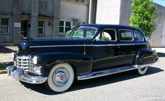 1947 Cadillac Series 75 Fleetwood Limousine