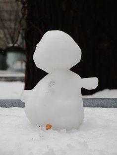 Satu Ylävaara Portfolio : Mutta mitä tapahtui lumiukolle