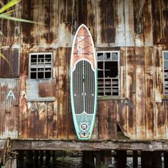 The Bote Hd Stand Up Paddle Board Proclaims What A Sup Should Be The Hd Is A Hybrid Between A Recreational Surf Style Hull And With Images Surfing Sup Surf