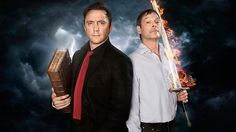 BBC - Good Omens and last ever Cabin Pressure confirmed in Radio 4 Schedule - Media centre