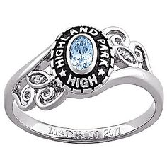 Customize High School Class Ring Products