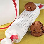 Christmas Decorating Ideas: Cookie Dough Gift