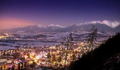 Liptovsky Mikulas, Slovakia [1024x597] Central Europe, Mountains, Landscape, Nature, Photography, Travel, Scenery, Naturaleza, Photograph