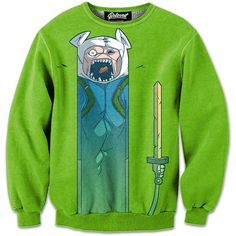 10 Adventure Time Character Sweatshirts That Will Make You Scream! Buzzfeed