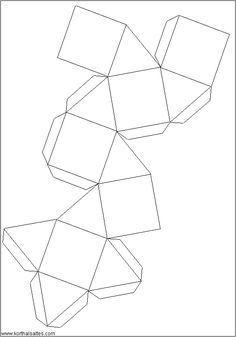 Every geometric from template you can imagine and then some! All free PDFs. I'm amazed!!