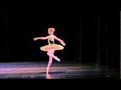 Juliet Doherty - Variation from La Esmeralda YAGP