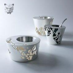 Alex Ramsay - double-skinned pots