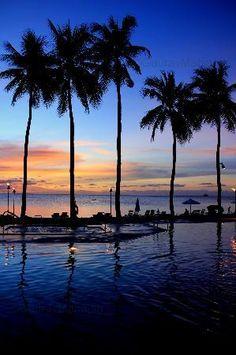 #Palau Pacific Resort