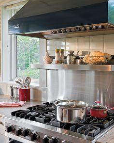 stove backsplash